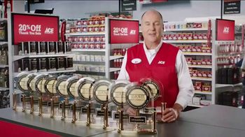 ACE Hardware Thank You Sale TV Spot, 'J.D. Power: Customer Satisfaction' - Thumbnail 1
