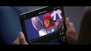 XFINITY xFi TV Spot, 'Team USA: Elana Meyers Taylor' - 1327 commercial airings