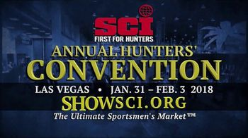 2018 Annual Hunters' Convention TV Spot, 'Something for Everyone'