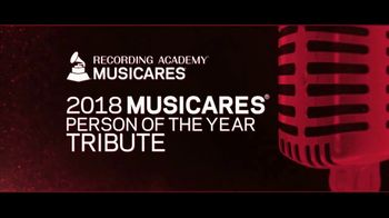 Radio City Music Hall TV Spot, \'2018 MusiCares: Fleetwood Mac\'