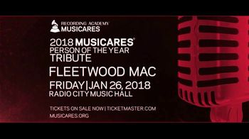 Radio City Music Hall TV Spot, '2018 MusiCares: Fleetwood Mac' - Thumbnail 5