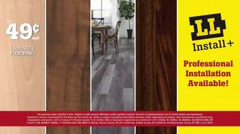 Lumber Liquidators TV Spot, 'Laminate Deals: February' - Thumbnail 9