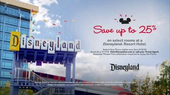 Disneyland TV Spot, 'Get More Happy: Resort' - Thumbnail 9