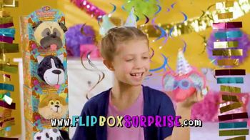 FlipaZoo Flip Box Surprise TV Spot, 'Party Inside'