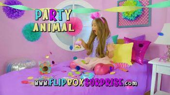 FlipaZoo Flip Box Surprise TV Spot, 'Party Inside' - Thumbnail 6