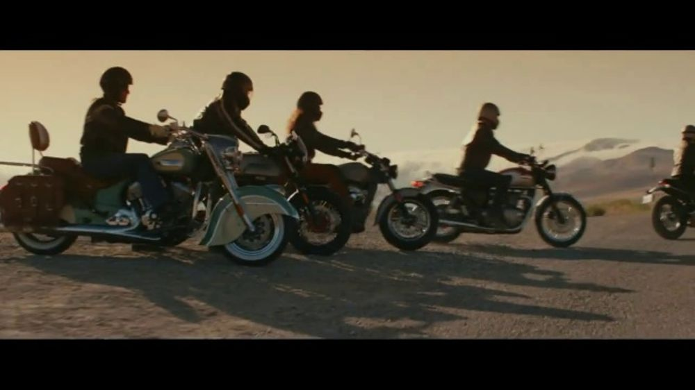 State Farm 24 Hour Roadside Assistance >> GEICO Motorcycle TV Commercial, 'Pull Off' Song by Canned Heat - iSpot.tv