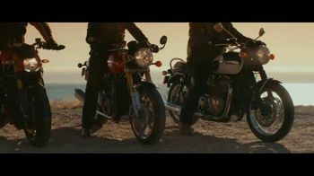 GEICO Motorcycle TV Spot, 'Pull Off' Song by Canned Heat - Thumbnail 1