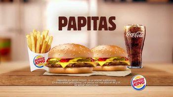Burger King TV Spot, 'Gran oferta' [Spanish] - Thumbnail 2