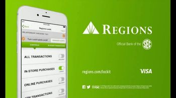 Regions Bank LockIt TV Spot, 'Break Room' - Thumbnail 10