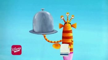 DisneyNOW App TV Spot, 'Aliens Love Underpants' - Thumbnail 3