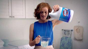Clorox Splash-Less Bleach TV Spot, 'Shine On, Klutzes: Hail: Collection' - Thumbnail 8