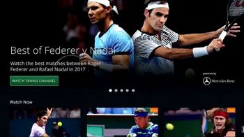 Tennis Channel Plus TV Spot, 'Get More: App and Coupon'