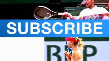 Tennis Channel Plus TV Spot, 'Get More: App and Coupon' - Thumbnail 4
