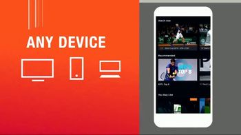 Tennis Channel Plus TV Spot, 'Get More: App and Coupon' - Thumbnail 7