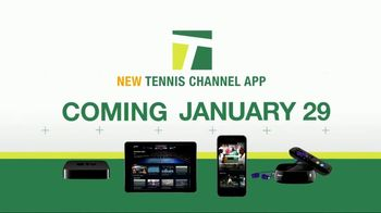 Tennis Channel Plus TV Spot, 'Get More: App and Coupon' - Thumbnail 8