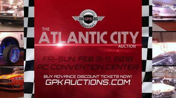 GPK Auctions TV Spot, '2018 Atlantic City Auction & Car Show: Gear Up' - Thumbnail 7