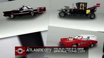 GPK Auctions TV Spot, '2018 Atlantic City Auction & Car Show: Gear Up' - Thumbnail 3