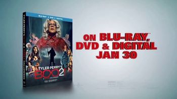 Tyler Perry's Boo 2! A Madea Halloween Home Entertainment TV Spot - Thumbnail 10