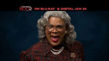 Tyler Perry\'s Boo 2! A Madea Halloween Home Entertainment TV Spot