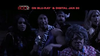 Tyler Perry's Boo 2! A Madea Halloween Home Entertainment TV Spot - Thumbnail 6