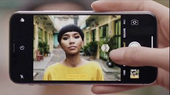 Apple iPhone X TV Spot, 'A New Light' Song by NVDES, REMMI
