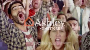 Ashley HomeStore TV Spot, 'Game Ready' - Thumbnail 10