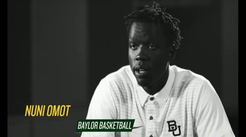 Big 12 Conference TV Spot, 'Champions for Life: Nuni Omot'
