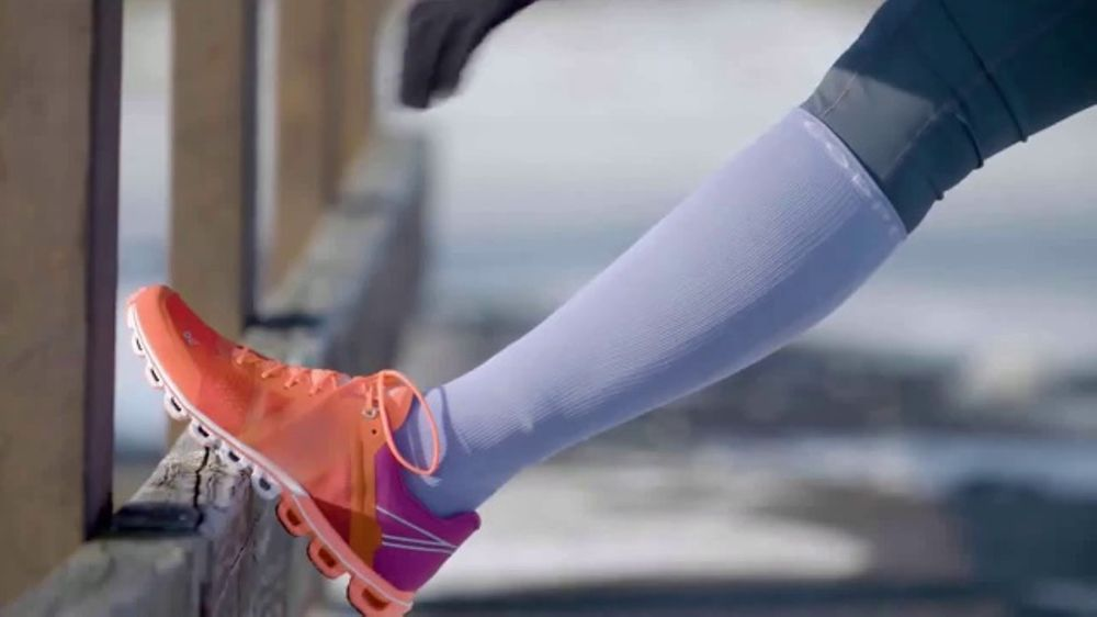 Tommie Copper Compression Socks TV Commercial, 'Feel Better'