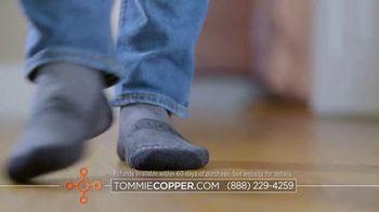 Tommie Copper Compression Socks TV Spot, 'Feel Better' - Thumbnail 8