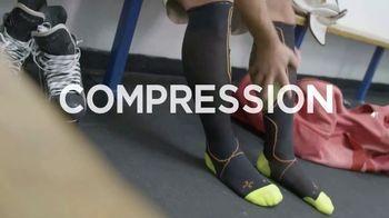 Tommie Copper Compression Socks TV Spot, 'Feel Better' - Thumbnail 5