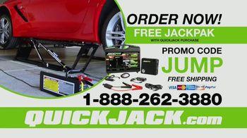 QuickJack TV Spot, 'Seconds Flat' - Thumbnail 10