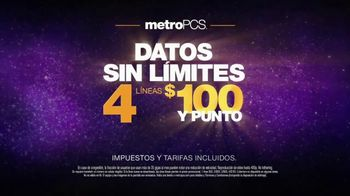MetroPCS TV Spot, 'Comparte sin límites' [Spanish] - Thumbnail 9