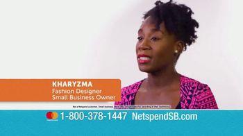 NetSpend Prepaid Small Business Mastercard TV Spot, 'Let NetSpend Help' - Thumbnail 1