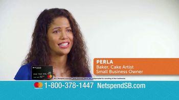 NetSpend Prepaid Small Business Mastercard TV Spot, 'Let NetSpend Help' - Thumbnail 4