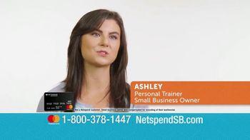 NetSpend Prepaid Small Business Mastercard TV Spot, 'Let NetSpend Help' - Thumbnail 6