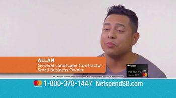 NetSpend Prepaid Small Business Mastercard TV Spot, 'Let NetSpend Help' - Thumbnail 8