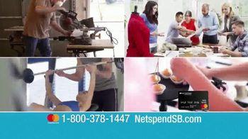 NetSpend Prepaid Small Business Mastercard TV Spot, 'Let NetSpend Help' - Thumbnail 9
