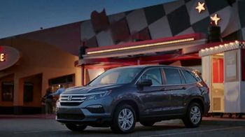 2018 Honda Pilot LX TV Spot, 'Enjoy the Ride' [T2] - 6 commercial airings