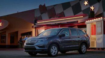 2018 Honda Pilot LX TV Spot, 'Enjoy the Ride' [T2] - 6 commercial airings