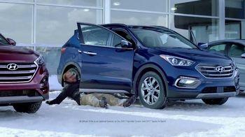 Hyundai TV Spot, 'Slipped on the Snow' [T2] - Thumbnail 6