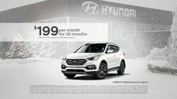 Hyundai TV Spot, 'Slipped on the Snow' [T2] - Thumbnail 8