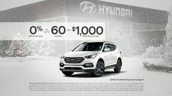 Hyundai TV Spot, 'Slipped on the Snow' [T2] - Thumbnail 9