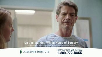 Laser Spine Institute TV Spot, 'Get Your Life Back' - Thumbnail 6