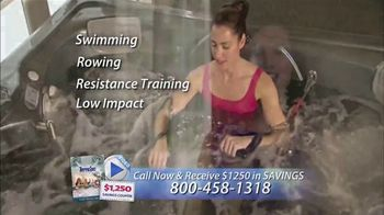 ThermoSpas TV Spot, 'Fun and Fitness Solution' - Thumbnail 9
