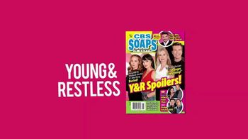 CBS Soaps in Depth TV Spot, 'Young & Restless Face Off'