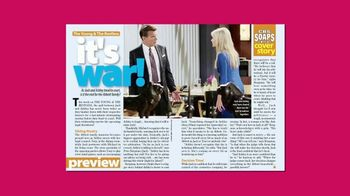 CBS Soaps in Depth TV Spot, 'Young & Restless Face Off' - Thumbnail 2