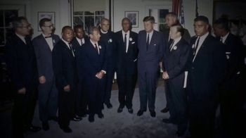 John F. Kennedy Presidential Foundation TV Spot, 'Profile in Courage Award' - Thumbnail 6