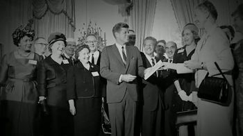 John F. Kennedy Presidential Foundation TV Spot, 'Profile in Courage Award' - 7 commercial airings