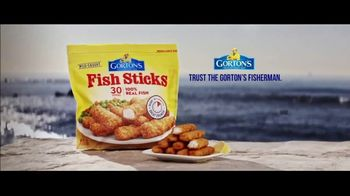 Gorton's Fishsticks TV Spot, 'Trusted By Those Who Know: Poseidon, Wild' - Thumbnail 10
