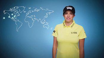 LPGA TV Spot, 'Language' Featuring So Yeon Ryu, Jessica Korda - Thumbnail 2